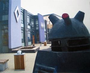 Dalek at Talbot School