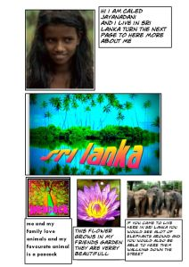 Sri Lanka Comic Life