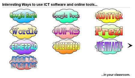 Interesting ways to use software and online tools